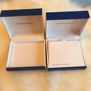 Jewelry - Ⓜ️Jewelry empty boxes